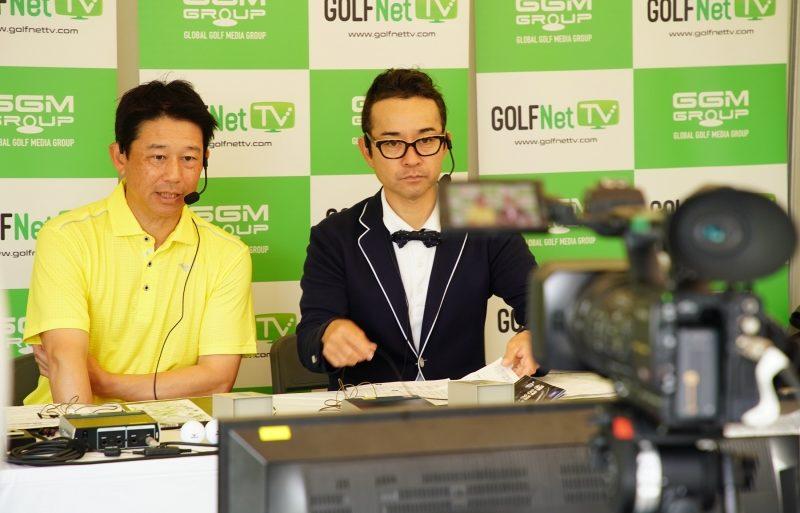 石川遼は12時10分スタート、スタートホールの模様はGOLF Net TVで生配信!|(撮影:鈴木祥)