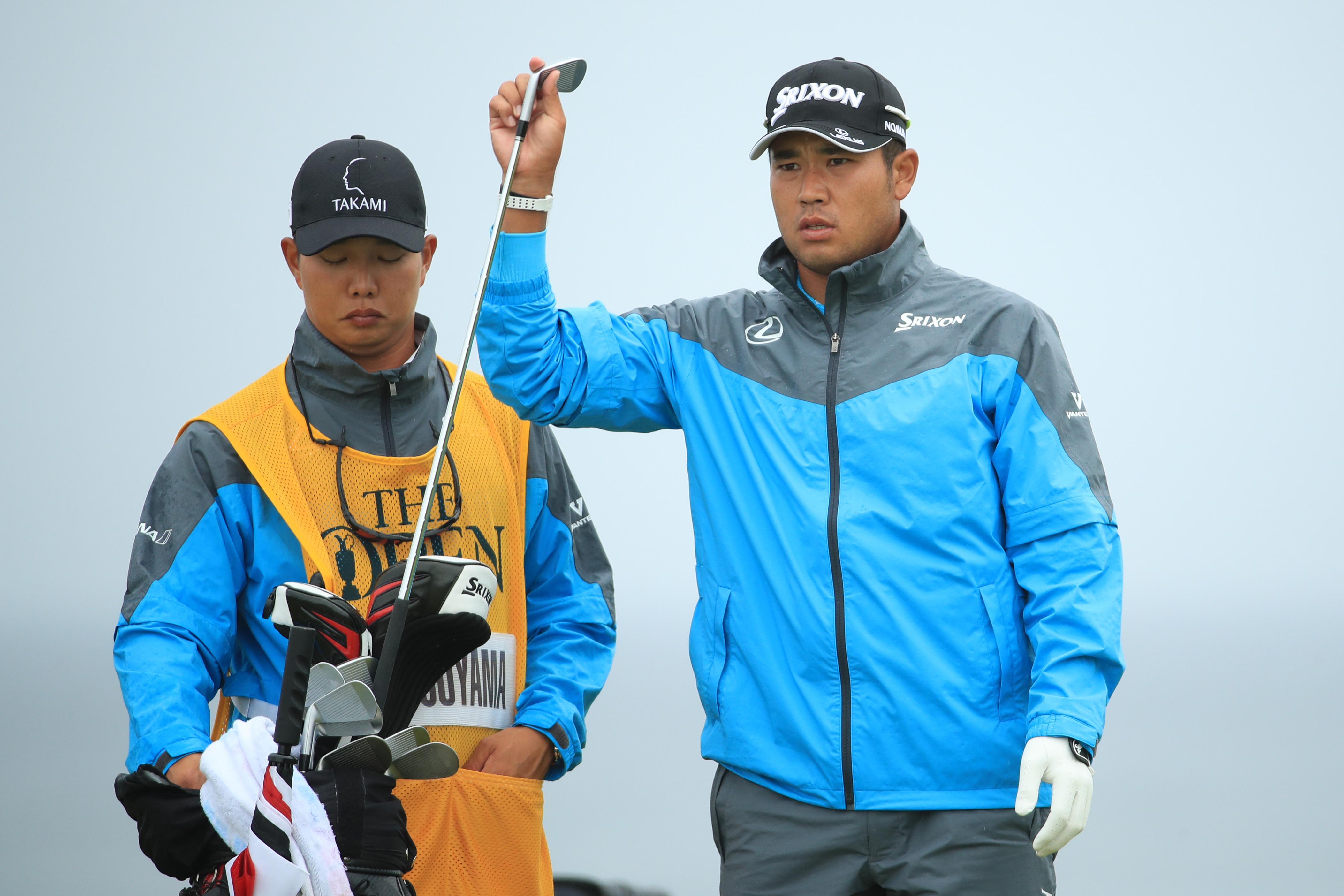松山英樹は2年連続で予選落ち