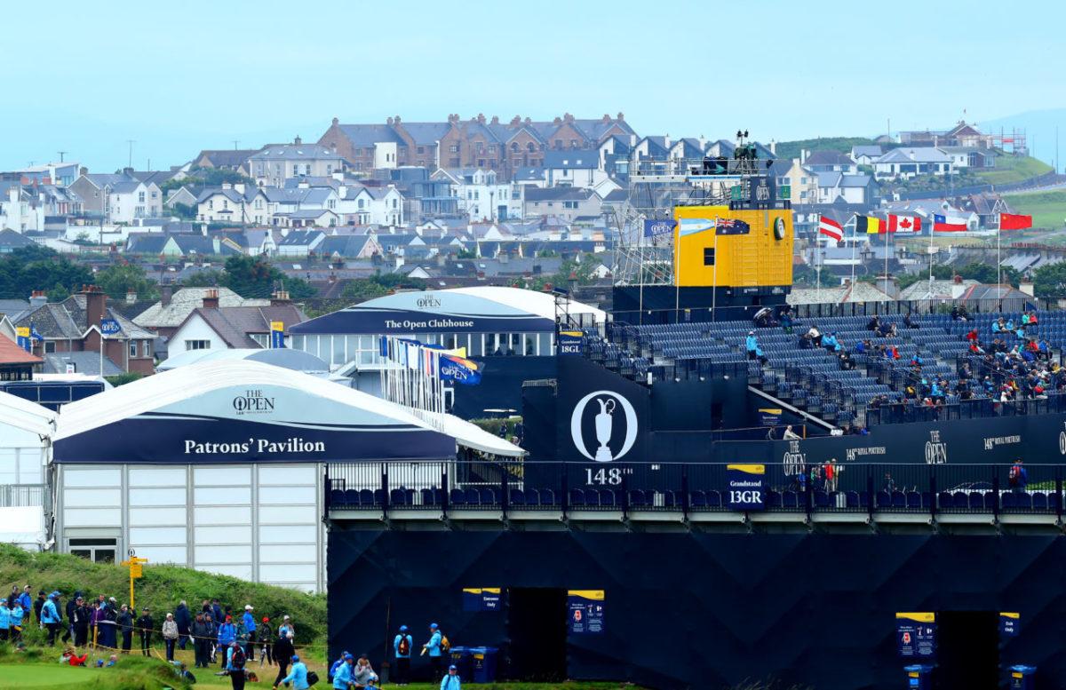 68年ぶりの北アイルランド 第148回全英オープンの幕が開けた